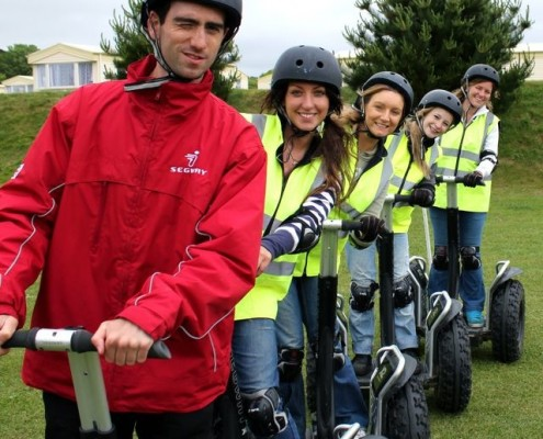 Segway Tour Newquay Riders