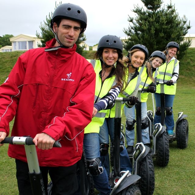 Segway Tour Riders