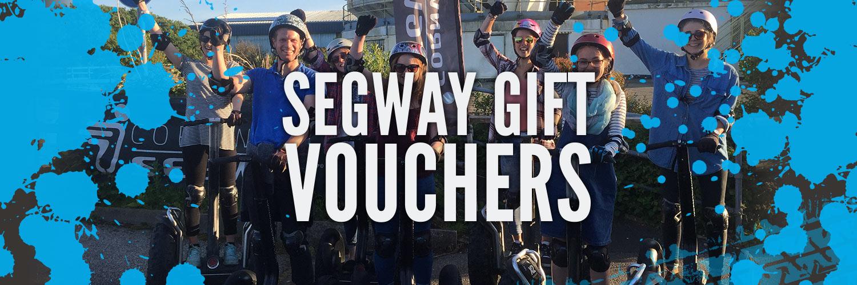 Cornwall Segway Gift Vouchers